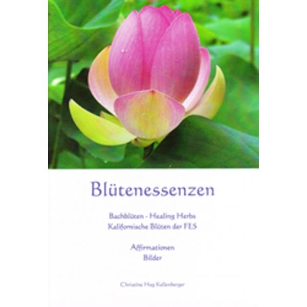 Blütenessenzen-Broschüre
