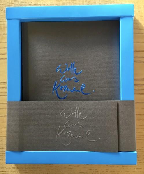 Sign Wolle was Komme, Handbuch, DVD, 54-Sign-Karten