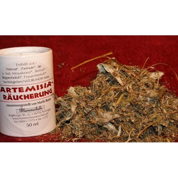 Artemisia Blumenschule 50 ml - Bio