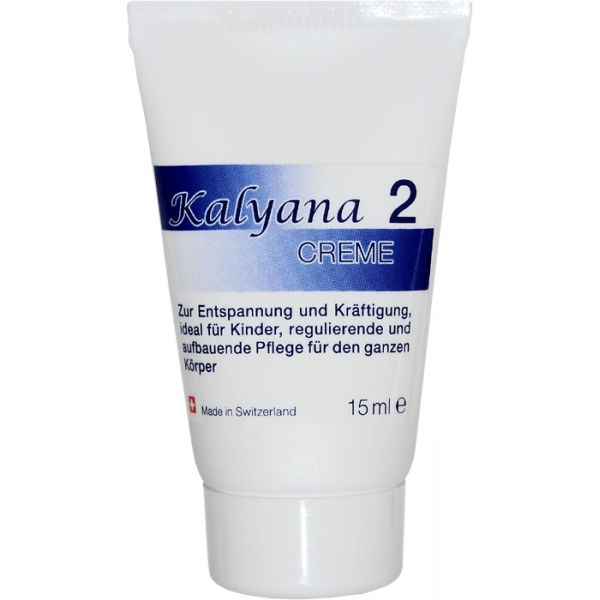 Kalyana-Creme 2, 15ml Tube - Abverkauf