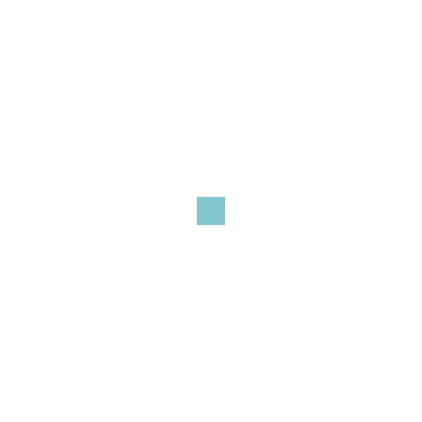 Elsa - De Luxe-Überzug, 70/11cm, Hellblau