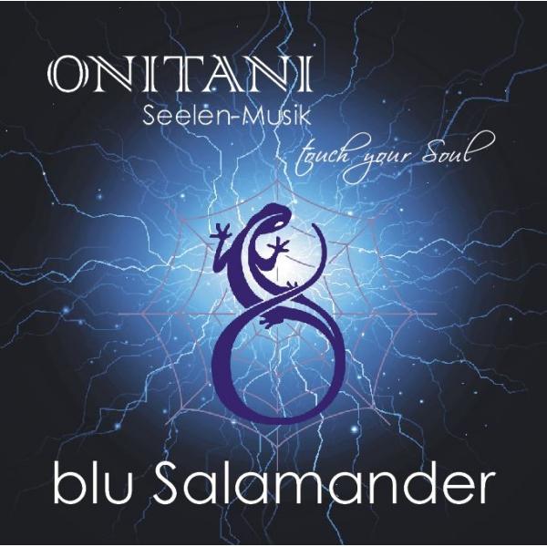 CD ONITANI Seelen-Musik, blu Salamander