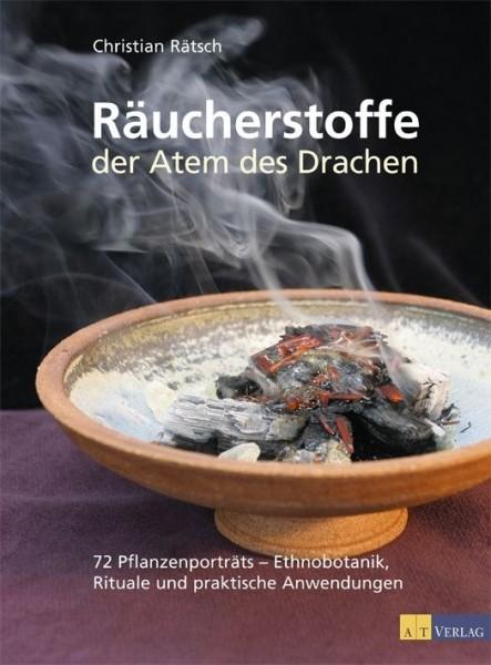 Räucherstoffe Der Atem des Drachen, Christian Rätsch