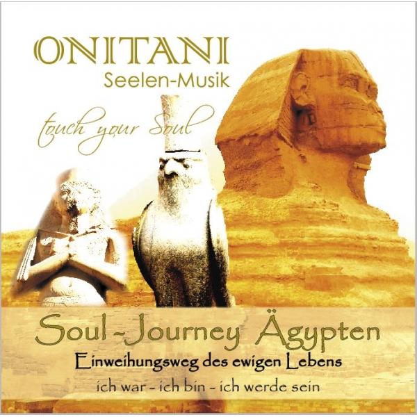 CD ONITANI Seelen-Musik, Soul-Journey Ägypten