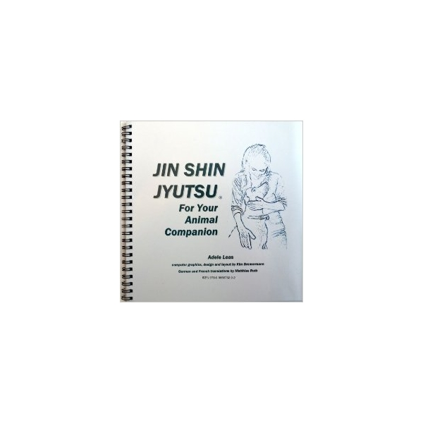 Jin Shin Jyutsu for your animal Companion, Adele Leas
