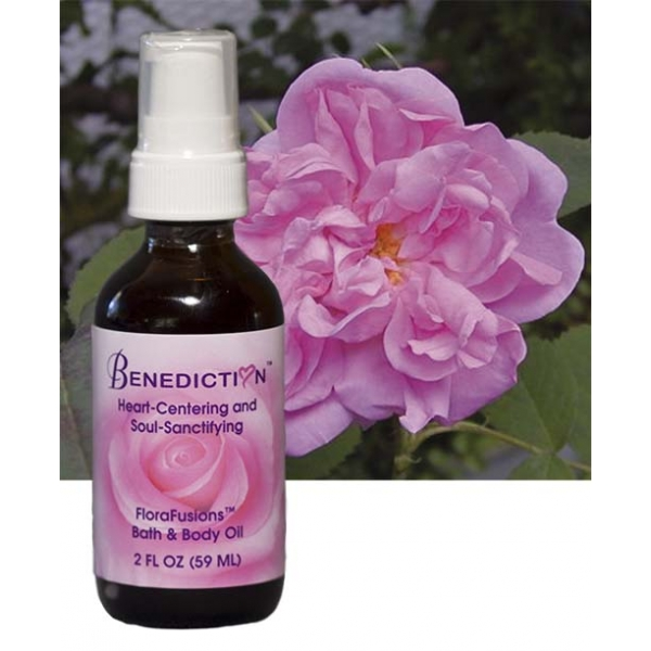 Benediction Blütenessenzenöl, 120ml