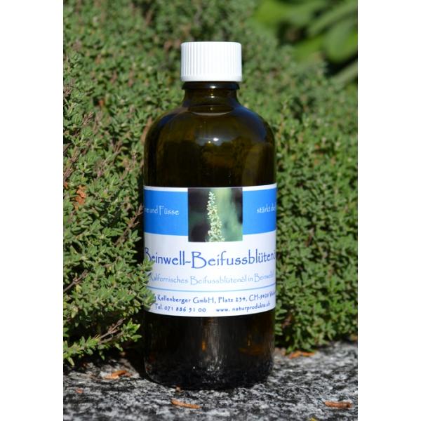 Beinwell-Beifuss-Blütenessenzenöl, 100ml