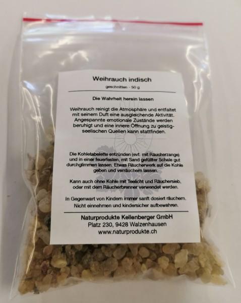 Weihrauch-Indisch