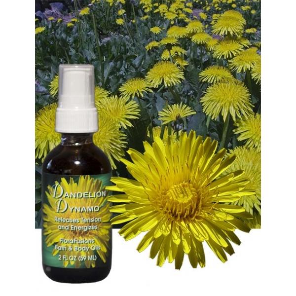 Dandelion Dynamo Blütenessenzenöl, 120ml